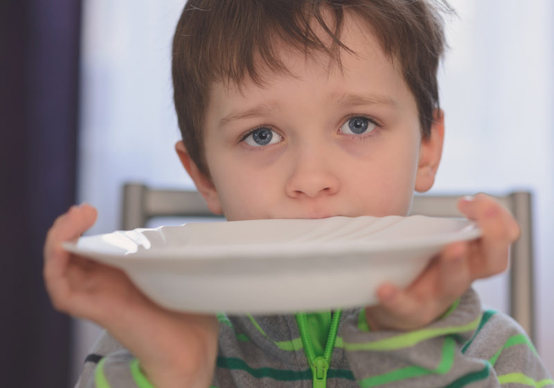 Why can't my child eat before surgery?